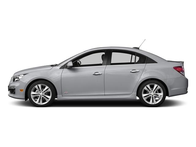 2015 CHEVROLET CRUZE SEDAN LTZ 6-speed automatic electronically controlled with od ecotec turbo