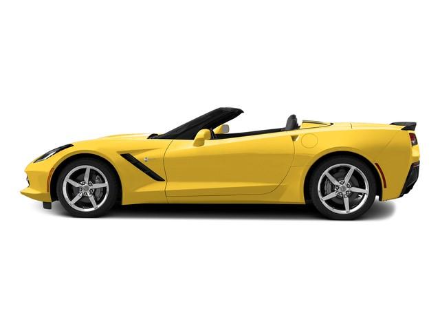 2015 CHEVROLET CORVETTE STINGRAY CONVERTIBLE 3LT Automatic 62l 376 ci v8 di Rear wheel drive