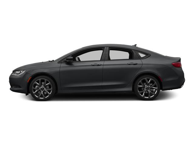 2015 CHRYSLER 200 SEDAN LIMITED FWD 9-Speed AT 24L 4 Cylinder Engine Front Wheel Drive Bucket