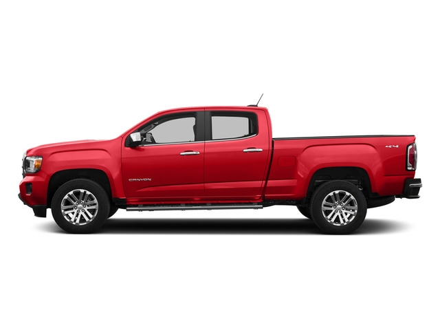2015 GMC CANYON CREW CAB SHORT BOX 6-Speed Automatic Hmd 6L50 25l i4 di dohc vvt Rear whee