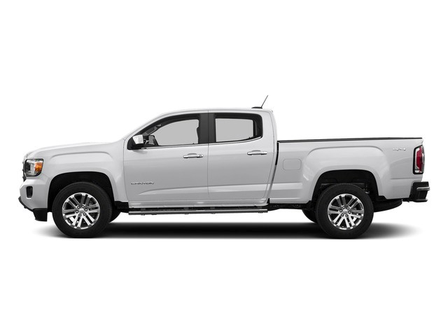 2015 GMC CANYON CREW CAB SHORT BOX 2-WHEEL DRIVE 6-Speed Automatic Hmd 6L50 Std 25l i4 di d