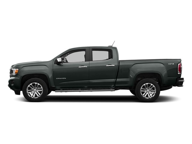 2015 GMC CANYON CREW CAB SHORT BOX 6-Speed Automatic Hmd 6L50 36l sidi dohc v6 vvt Rear wheel