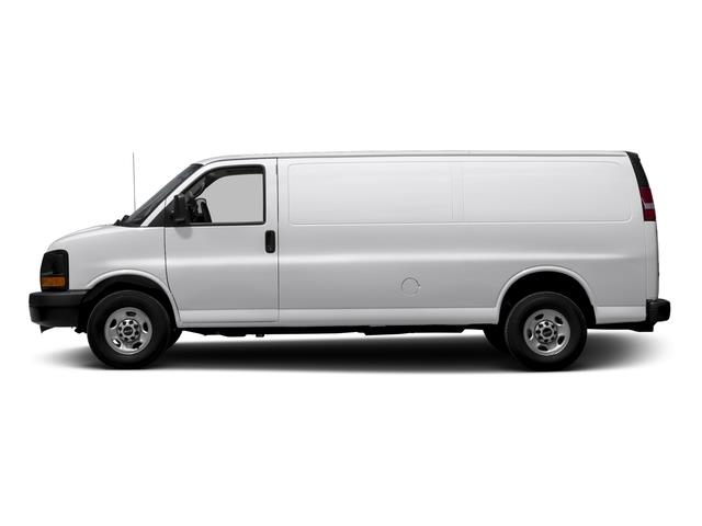 2015 GMC SAVANA CARGO VAN 2500 EXTENDED WHEELBASE REAR-WHE 6-Speed Automatic Heavy-Duty Electron