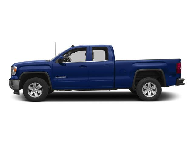 2015 GMC SIERRA 1500 DOUBLE CAB STANDARD BOX 6-Speed Automatic Electronically Controlled 53l ec
