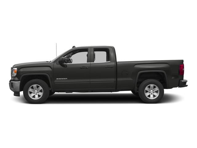 2015 GMC SIERRA 1500 DOUBLE CAB STANDARD BOX 6-Speed Automatic Electronically Controlled With OD