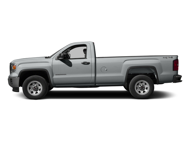 2015 GMC SIERRA 1500 REGULAR CAB STANDARD BOX 6-Speed Automatic Electronically Controlled 53l e