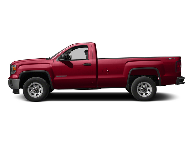 2015 GMC SIERRA 1500 REGULAR CAB STANDARD BOX 6-Speed Automatic Electronically Controlled 43l e