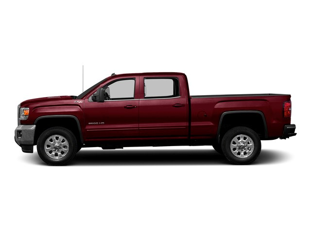 2015 GMC SIERRA 2500HD 2WD CREW CAB SLT 6-Speed AT 66L 8 Cylinder Engine Rear Wheel Drive Cru