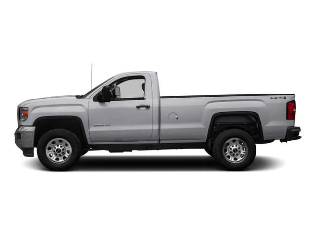 2015 GMC SIERRA 3500HD 4WD REGULAR CAB 6-Speed AT 60L 8 Cylinder Engine Four Wheel Drive Crui