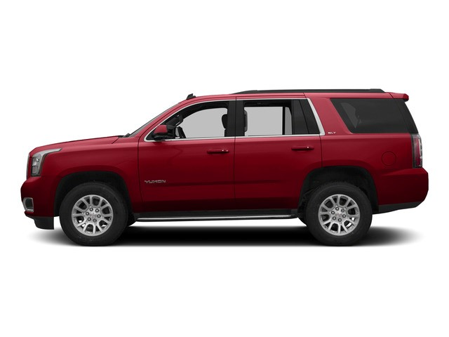 2015 GMC YUKON 2WD SLE 6-Speed Automatic Electronically Controlled 53l ecotec3 v8 Rear wheel d