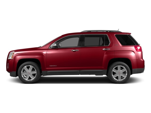2015 GMC TERRAIN FWD SLE-1 6-Speed Automatic 24l dohc 4-cylinder sidi spark ignition direct inj