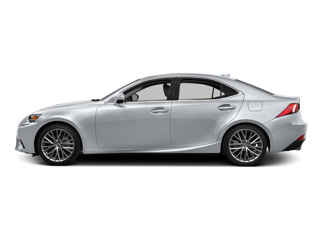 2015 LEXUS IS 250 SPORT SEDAN CRAFTED LINE RWD Electronic 6-Speed Ect-I Automatic 25L V6 DOHC 24