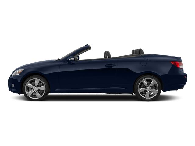 2015 LEXUS IS 350 CONVERTIBLE Electronic 6-Speed Ect-I Automatic 35L V6 DOHC 24V VVT-i -inc dua