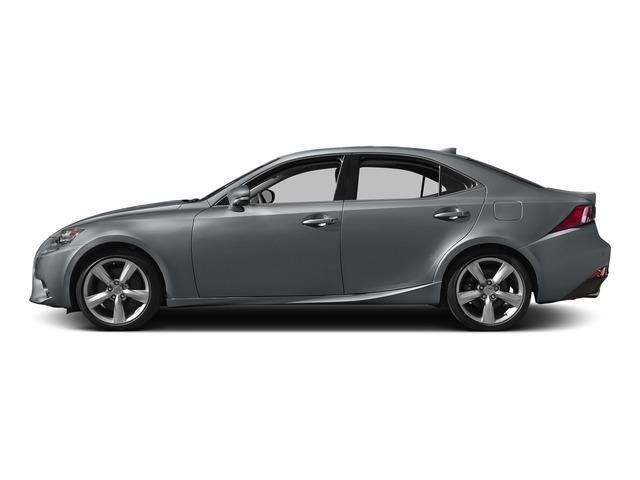 2015 LEXUS IS 350 SEDAN RWD Electronic 8-Speed Ect-I Automatic 35L V6 DOHC 24V VVT-i -inc dual
