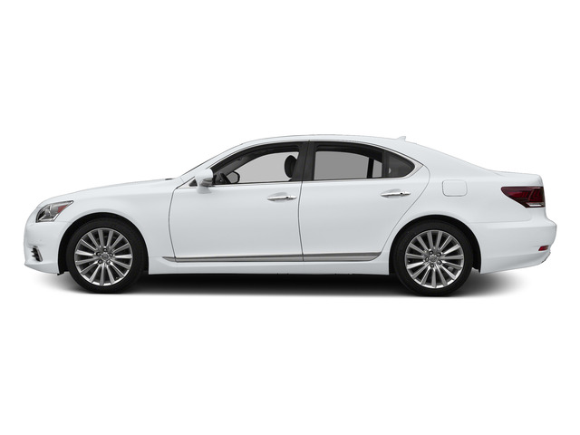 2015 LEXUS LS 460 SEDAN CRAFTED LINE RWD 8-Speed Sequential Shift Automatic 46L V8 32V DOHC VVT-