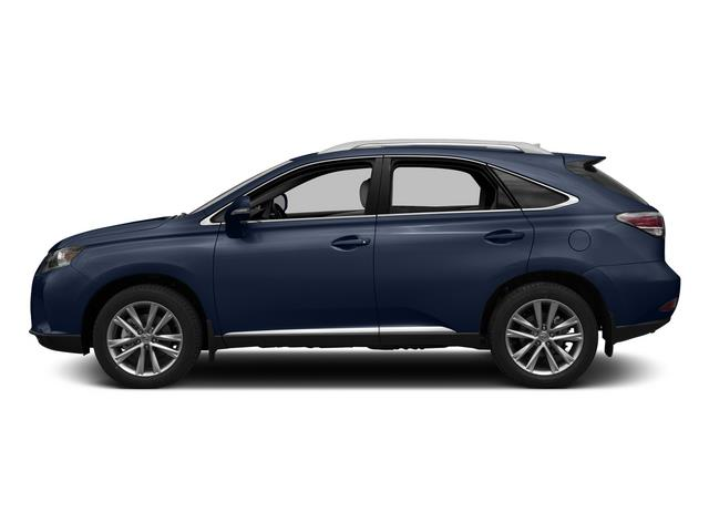 2015 LEXUS RX 350 6-Spd Sequential Shift Auto Ect 6-Spd Sequential Shift Auto Ect-I 35L 6-Cyli