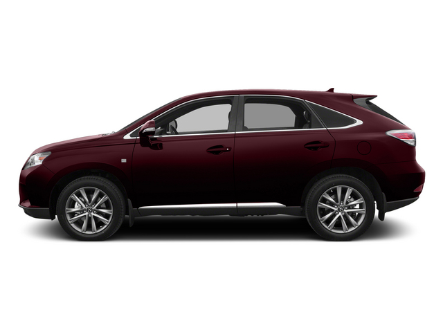 2015 LEXUS RX 350 8-Spd Sequential Shift Auto Ect 8-Spd Sequential Shift Auto Ect-I Paddle Shif