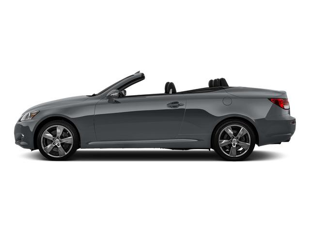 2015 LEXUS IS 250 CONVERTIBLE Electronic 6-Speed Ect-I Automatic 25L V6 DOHC 24V VVT-i -inc dua