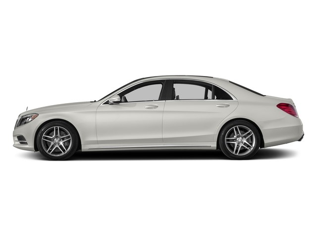 2015 MERCEDES-BENZ S550  SEDAN 7-Speed Automatic 47L biturbo V8 Rear-Wheel Drive Heated Power