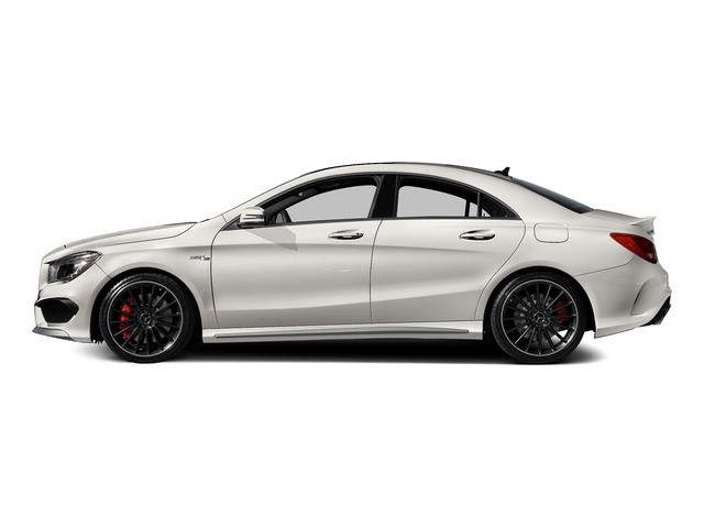 2015 MERCEDES-BENZ CLA45  AMG 7-Speed Amg Speedshift Automatic 20L I-4 Turbo Full-Time 4MATIC A