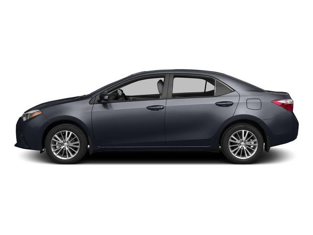 2015 TOYOTA COROLLA SEDAN 18L I-4 DOHC Dual VVT-i Front-Wheel Drive 4-Way Passenger Seat 60-40