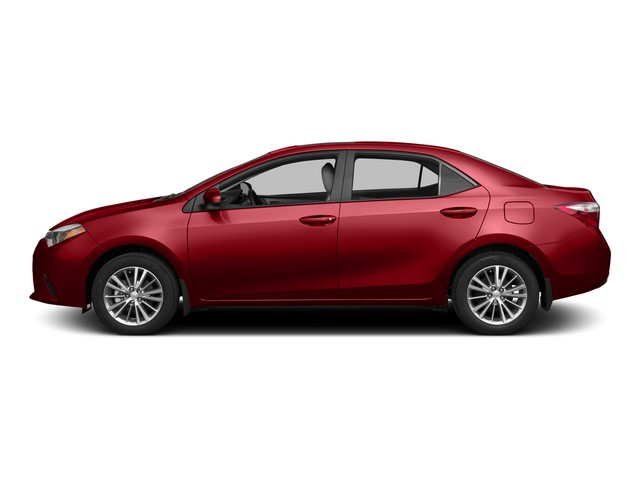 2015 TOYOTA COROLLA SEDAN Automatic 18L 4 Cylinder Engine Front Wheel Drive Bluetooth Connecti