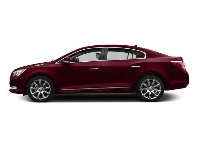 2016 BUICK LACROSSE FWD LEATHER 6-Speed Automatic Electronically Controlled With OD Includes Driv