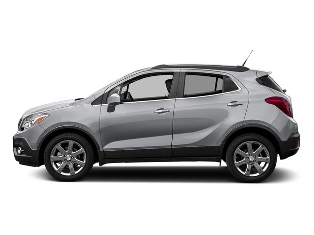 2016 BUICK ENCORE FWD 6-Speed Automatic Electronically-Controlled With OD Includes Driver Shift C