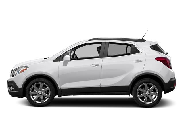 2016 BUICK ENCORE CONVENIENCE FWD 6-Speed Automatic Electronically-Controlled With OD Includes Dr
