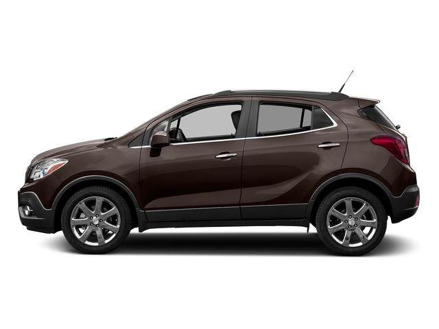 2016 BUICK ENCORE PREMIUM FWD 6-Speed Automatic Electronically-Controlled With OD Includes Driver