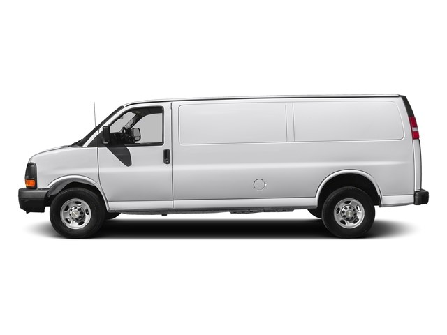2016 CHEVROLET EXPRESS CARGO VAN 2500 EXTENDED WHEELBASE REAR-WHE 6-Speed Automatic Heavy-Duty E