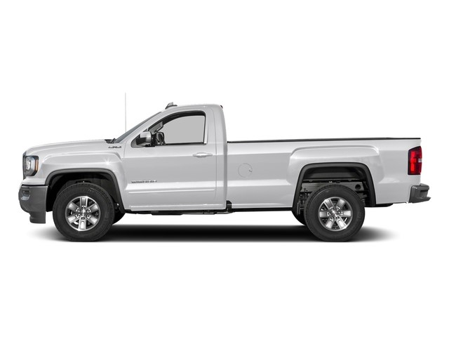 2016 GMC SIERRA 1500 REGULAR CAB STANDARD BOX 6-Speed Automatic Electronically Controlled With OD