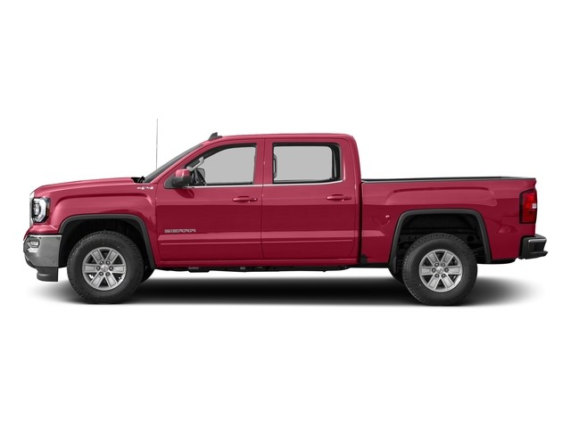 2016 GMC SIERRA 1500 CREW CAB SHORT BOX 8-Speed Automatic Electronically Controlled With OD And T