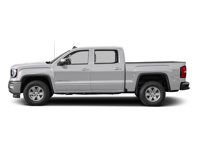 2016 GMC SIERRA 1500 CREW CAB SHORT BOX 2-WHEEL DRIVE 6-Speed Automatic Electronically Controlled