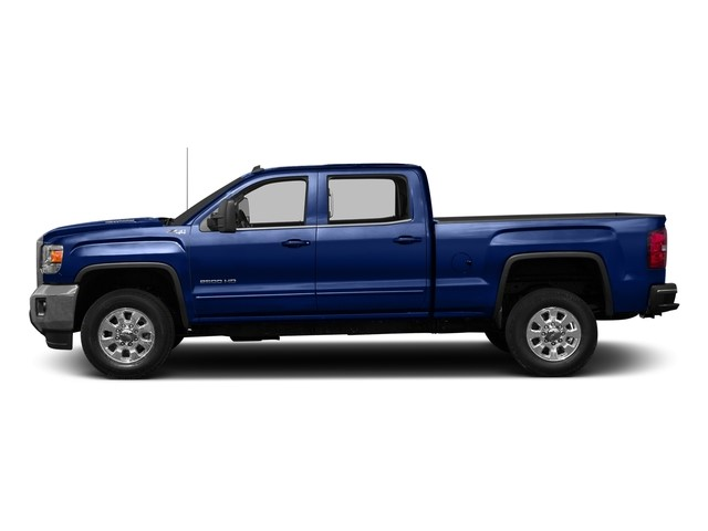 2016 GMC SIERRA 2500HD CREW CAB LONG BOX Allison 1000 6-Speed Automatic Electronically Controlled