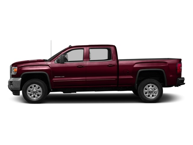 2016 GMC SIERRA 2500HD CREW CAB LONG BOX 6-Speed Automatic Heavy-Duty Electronically Controlled