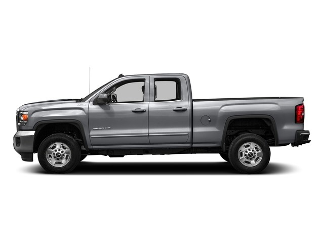 2016 GMC SIERRA 2500HD DOUBLE CAB STANDARD BOX 6-Speed Automatic Heavy-Duty Electronically Contr