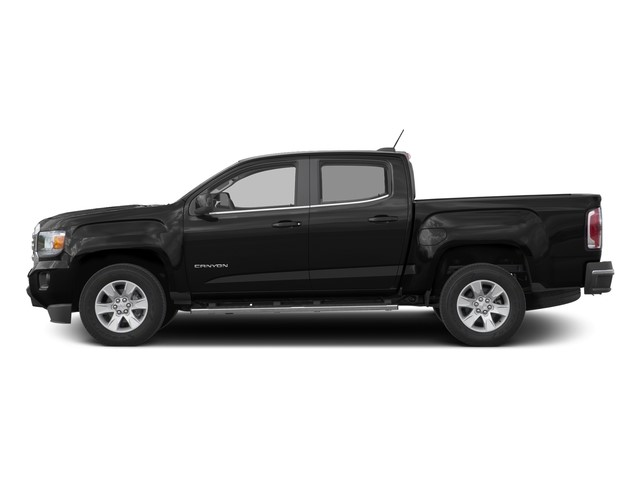 2016 GMC CANYON CREW CAB SHORT BOX 6-Speed Automatic Std 36l sidi dohc v6 vvt Rear wheel driv