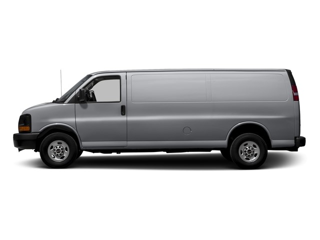 2016 GMC SAVANA CARGO VAN 2500 REGULAR WHEELBASE REAR-WHEE 6-Speed Automatic Heavy-Duty Electron