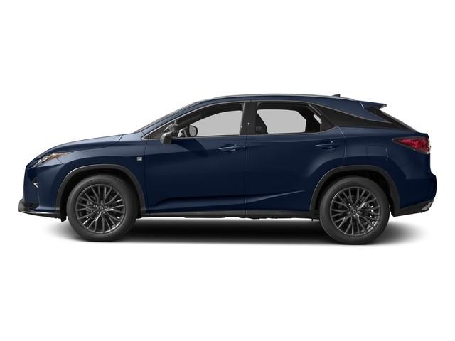 2016 LEXUS RX 350 AWD F SPORT 8-Speed Automatic 35L V6 DOHC 24V VVT-iW Automatic Full-Time All-