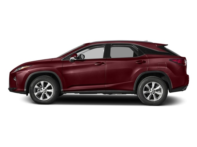 2016 LEXUS RX 350 FWD 8-Speed Automatic 35L V6 DOHC 24V VVT-iW Front-Wheel Drive Front Bucket