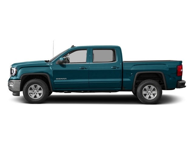 2017 GMC SIERRA 1500 CREW CAB SHORT BOX 6-Speed Automatic Electronically Controlled With OD And T