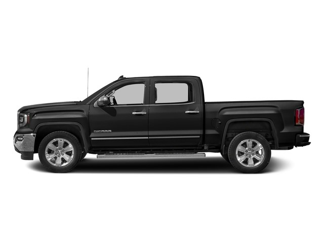 2017 GMC SIERRA 1500 CREW CAB SHORT BOX 8-Speed Automatic Electronically Controlled With OD And T