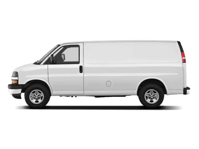2008 CHEVROLET EXPRESS CARGO VAN 4-Speed AT 53L 8 Cylinder Eng 4-Speed AT 53L 8 Cylinder Engi