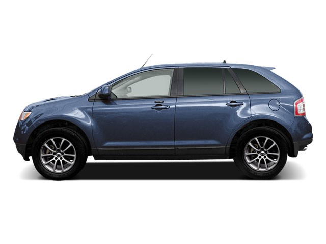 2009 FORD EDGE 6-Speed AT 35L V6 Cylinder En 6-Speed AT 35L V6 Cylinder Engine Front Wheel D