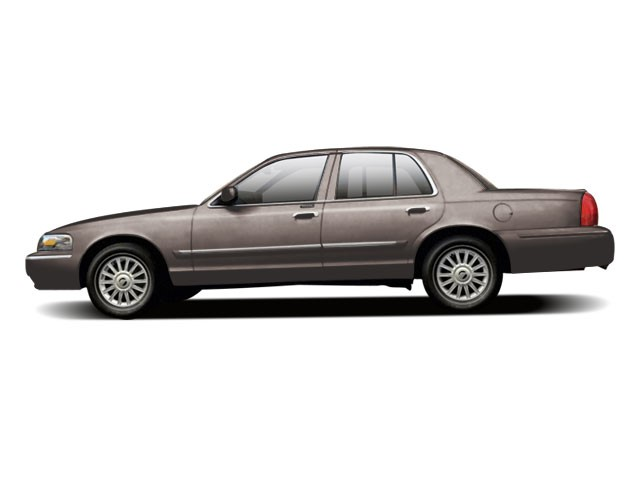 2009 MERCURY GRAND MARQUIS 4-Speed AT 46L 8 Cylinder Eng 4-Speed AT 46L 8 Cylinder Engine Re