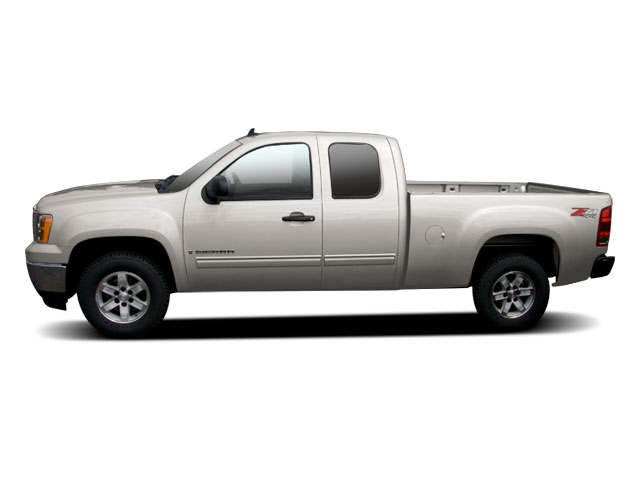 2010 GMC SIERRA 1500 4-Speed Automatic Electronicall 4-Speed Automatic Electronically Controlled