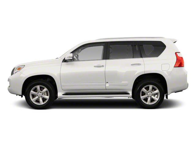 2010 LEXUS GX 460 4WD 6-Speed Automatic WOD 46L DOHC 32-valve SFI V8 -inc continuously variabl