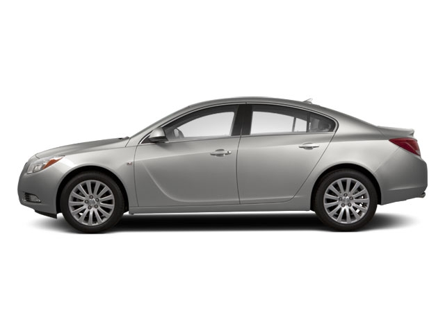 2011 BUICK REGAL CXL RL5 6-Speed Automatic Hydra-Matic Electronically Controlled With OD Include