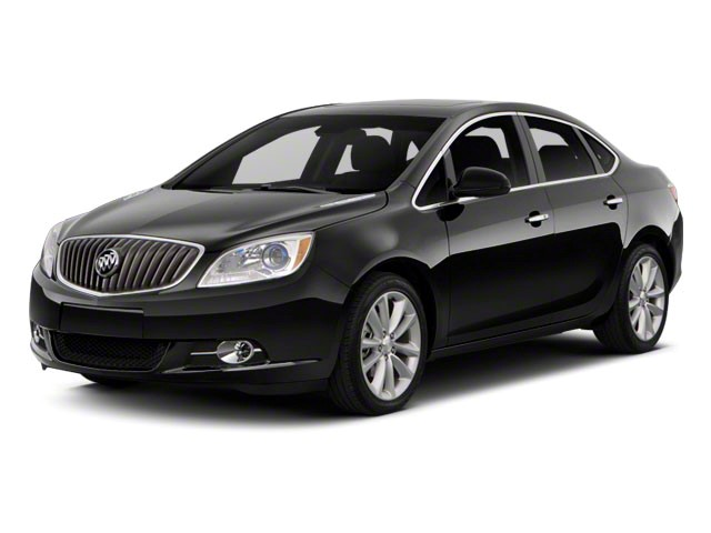 2013 BUICK VERANO SEDAN PREMIUM GROUP 6-Speed Automatic Electronically Controlled With OD Include